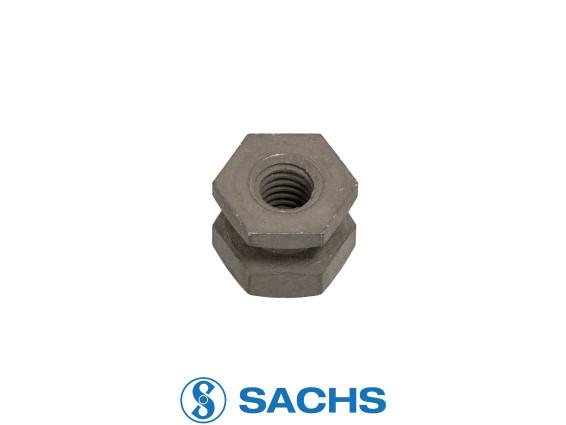 Nutmutter M6 Schaltstange Sachs 50/3 & 50/4 Fussschaltung NOS