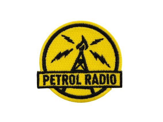 Gang Patch «ÖMM Petrol Radio» Ø 50 mm