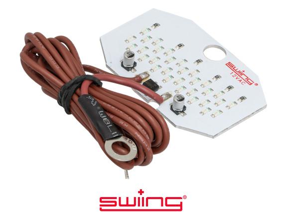 swiing Diodeneinsatz Rücklicht 12 V (Version 2.0)