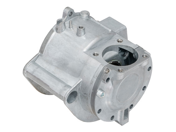 Motorgehäuse Alu Solex 3800 - 5000
