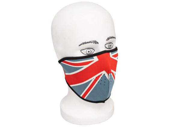 Gesichtsmaske «Union Jack»