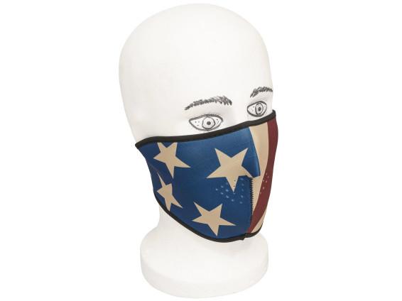 Gesichtsmaske «Stars and Stripes»