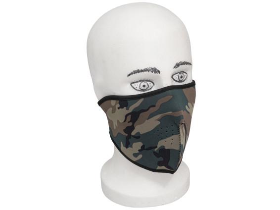 Gesichtsmaske «Camouflage»