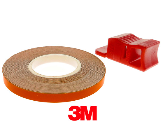 Felgenband 5 mm orange 6 m (3M)