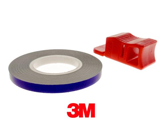 Felgenband 5 mm blau 6 m (3M)