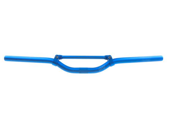 Rennlenker blau matt schmal