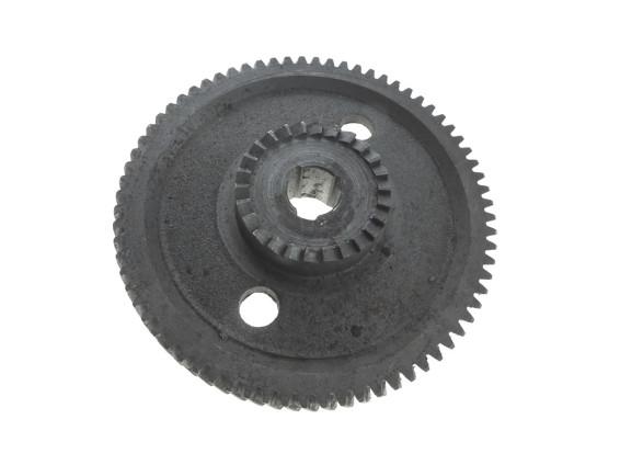 Antriebszahnrad 72 Zähne Z50 (mit Kickerverzahnung)