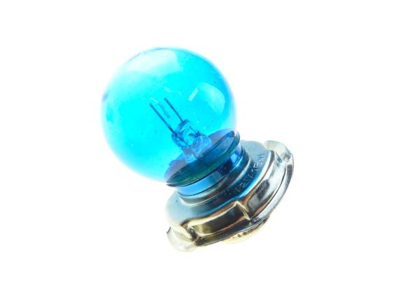 Birne Scheinwerfer 12V / 15W P26s blau