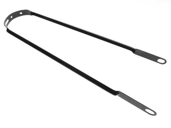 Schutzblechstrebe Oldie 37 cm schwarz