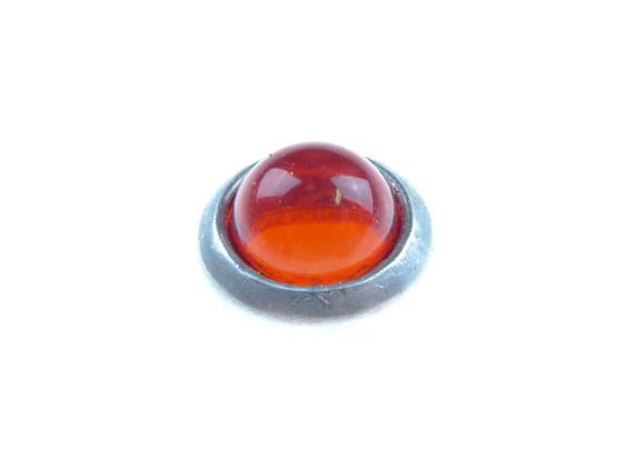 Kontrollleuchte Eierlampe rot