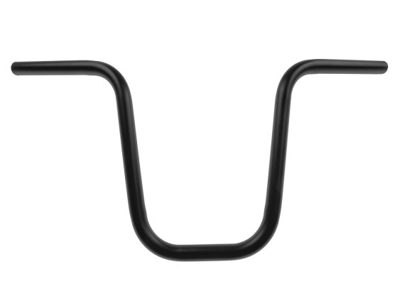 Lenker Gabelplatte 30 cm schwarz