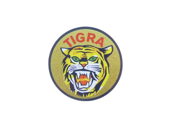 Tigra Wappen Ø 45 mm (Caravelle)