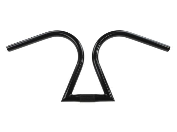 Lenker Vorbau 23 cm schwarz freaky