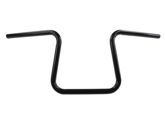 Lenker Gabelplatte 26 cm schwarz fancy