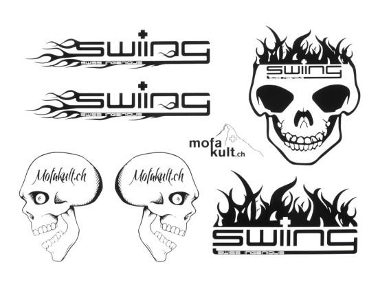 Swiing & Mofakult Klebersatz