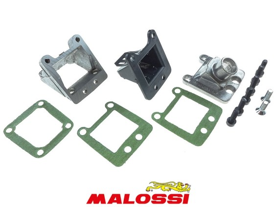 Ansaugsystem Malossi 4-Klappmembran (SHA Vergaser)