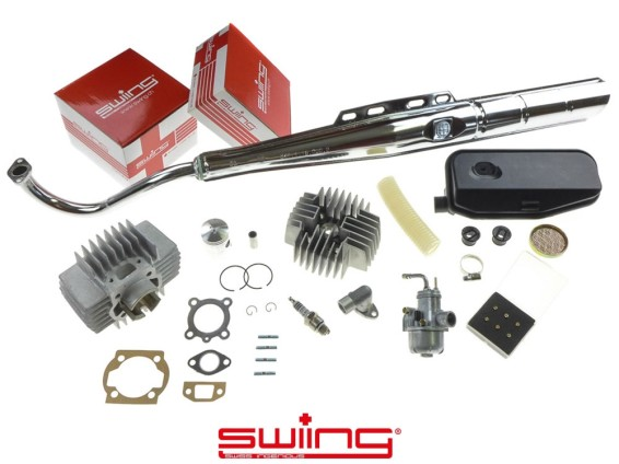 65 ccm Tuningset Puch Maxi E50 (swiing)