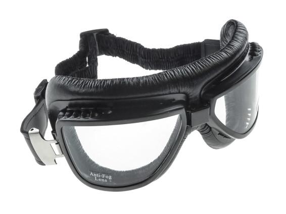 Fliegerbrille Comfort schwarz