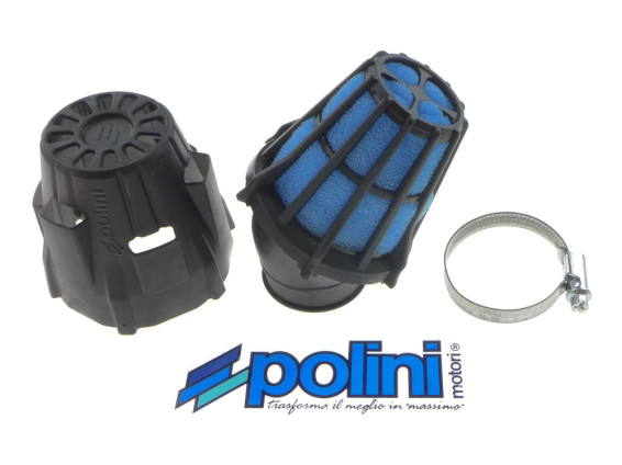 30° Luftfilter Air Box Polini  Ø 32 mm