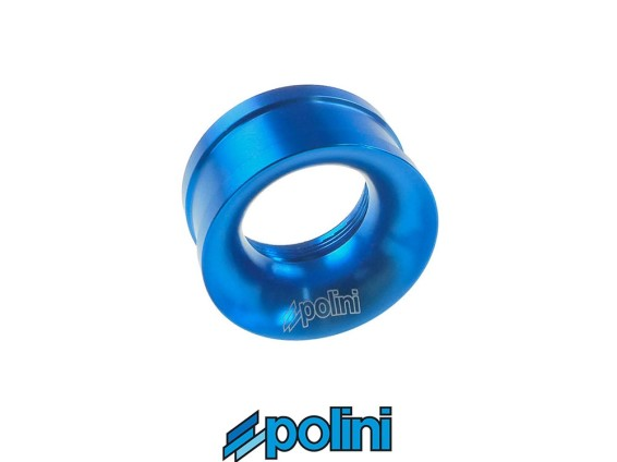 Ansaugtrichter Polini blau eloxiert