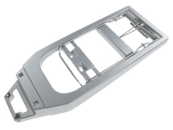 Puch X30 Gepäckträger silber *swiing*