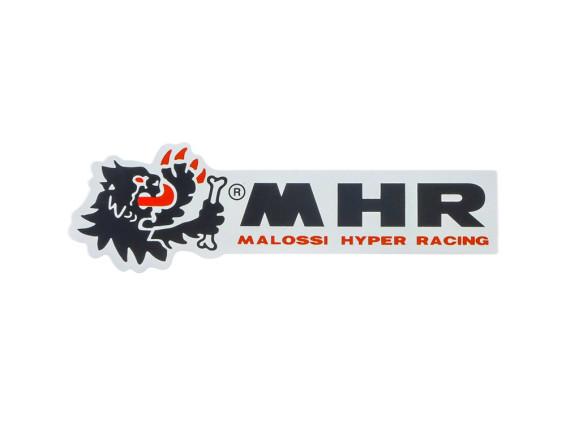 """""""MHR Malossi"""" Kleber 15 x 4 cm"""