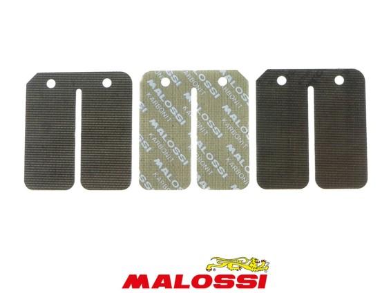 Membranzungen Malossi Carbon / Glasfaser 0.3/0.35/0.4 mm