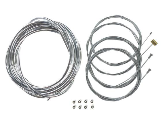 Kabelsatz chrom automatik
