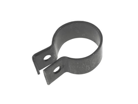 Auspuffklemme Ø 34 mm schwarz