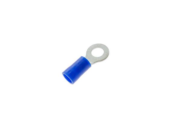 Kabelschuh Ring zum schrauben M5 isoliert