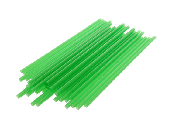 Speichen Cover 21.5 cm neon grün