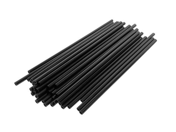 Speichen Cover 21.5 cm schwarz
