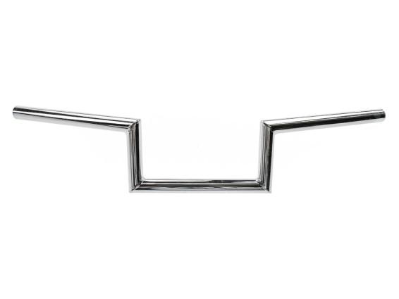 Lenker Gabelplatte 11 cm «Z» Chrom