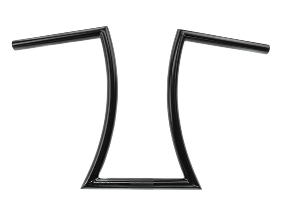"""Lenker Gabelplatte 32 cm schwarz """"Z+"""""""