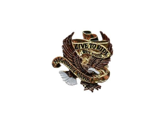 Emblem Adler vergoldet (Klebefolie)