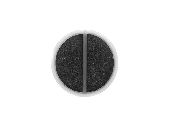 Luftfiltereinsatz Solex schwarz