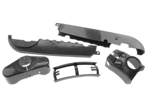 Verkleidungsset grau Kreidler Florett RS