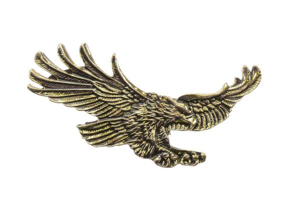 Emblem Adler vergoldet gross (Klebefolie)