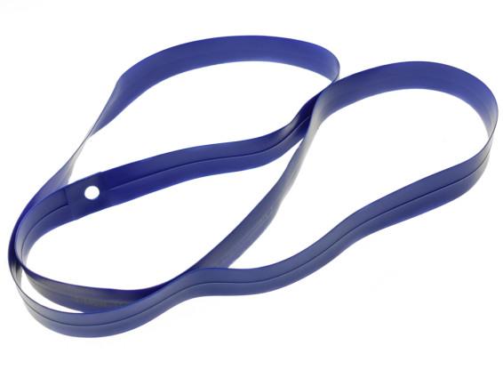 """Felgenband blau 17"""" (Schutz für Schlauch)"""