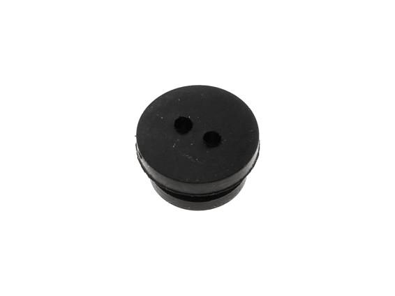 Gummitülle rund 2 Kabel Sachs 504/535 (A1923)