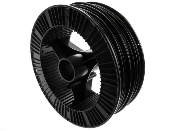 Kabelhülle schwarz Ø5 / 1.8 mm (Rolle à 100 Meter)