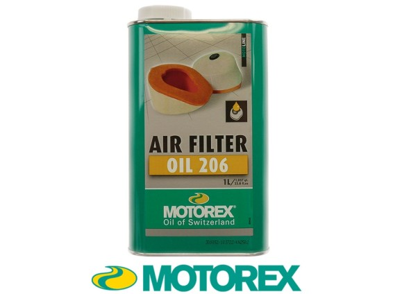 Motorex Luftfilteröl 1l