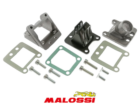 Malossi 4-Klappmembrane Karbonit Puch