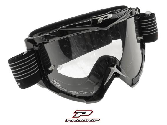 ProGrip Brille MX 3301 schwarz