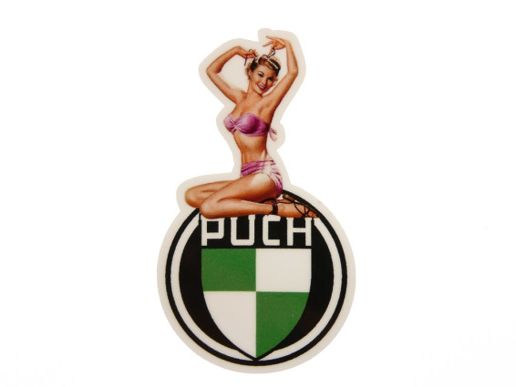 Kleber Puch Lady #3