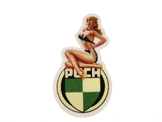 Kleber Puch Lady #1