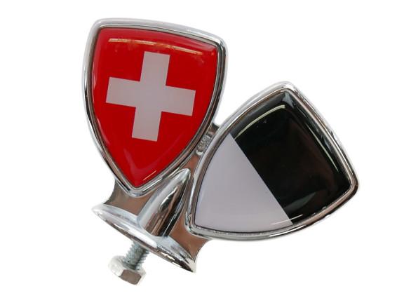 Schutzblech-Emblem Freiburg