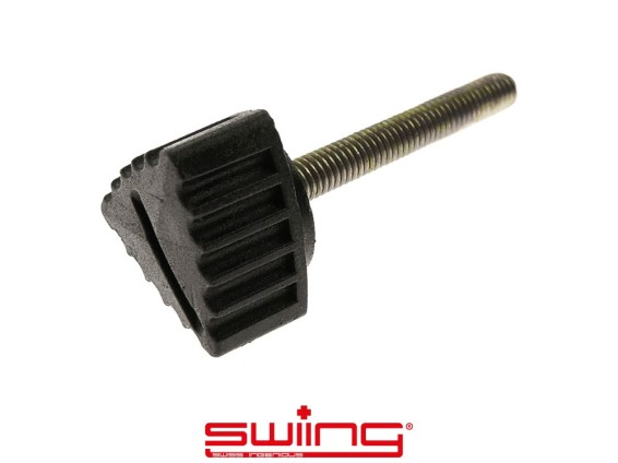 swiing Seitenschutzschraube 36 mm schwarz