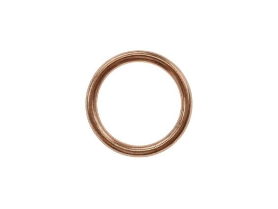 Kupferring 28 mm Flammenrohr Cilo 502