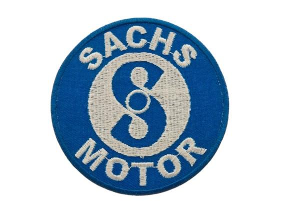 Aufnäher Sachs Motor d=74 mm